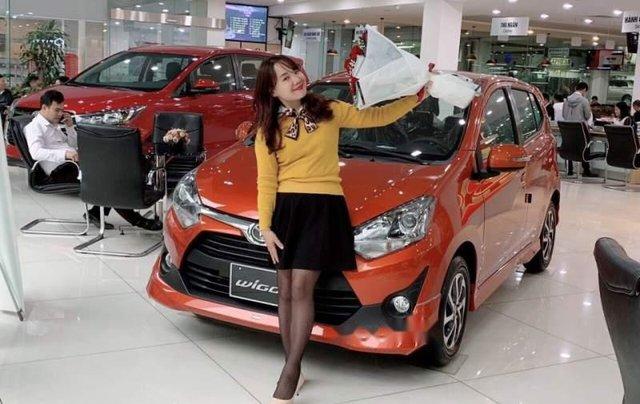 Cần bán Toyota Wigo đời 2019, nhập khẩu, 345 triệu4