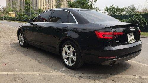 Bán Audi A4 2.0 AT đời 2016, màu đen, xe nhập5