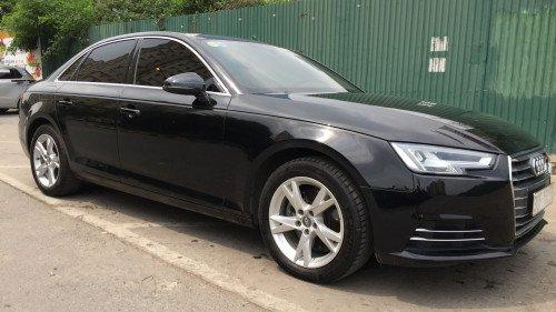Bán Audi A4 2.0 AT đời 2016, màu đen, xe nhập11