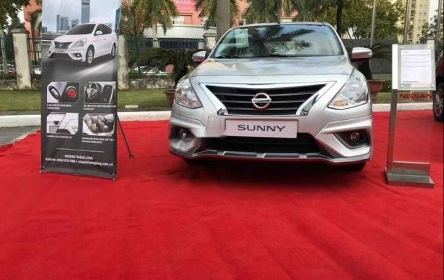 Cần bán xe Nissan Sunny năm sản xuất 2019, màu bạc, 498 triệu4