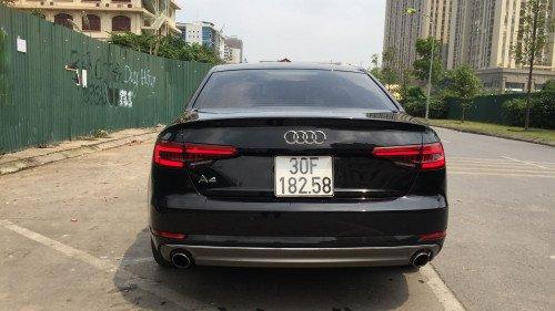 Bán Audi A4 2.0 AT đời 2016, màu đen, xe nhập1