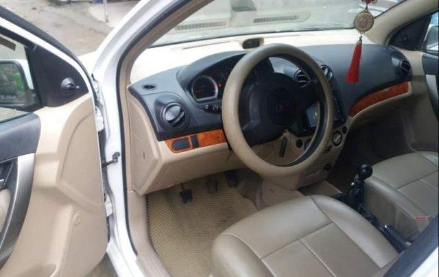 Xe Daewoo Gentra sản xuất 2010, màu trắng, nhập khẩu nguyên chiếc còn mới4