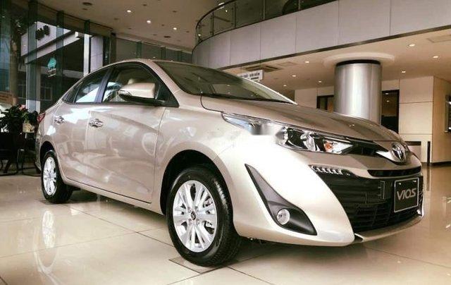Bán xe Toyota Vios năm sản xuất 2019, 531 triệu1