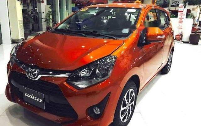 Cần bán Toyota Wigo đời 2019, nhập khẩu, 345 triệu5