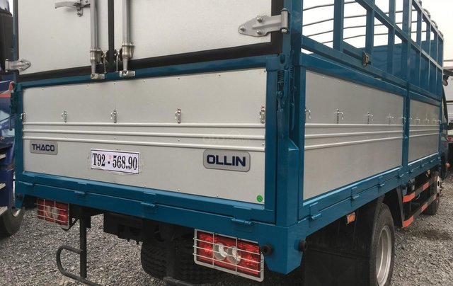 Liên hệ 0969644128. Bán Thaco Ollin 500B. E4 sản xuất năm 2019, màu xanh dương5