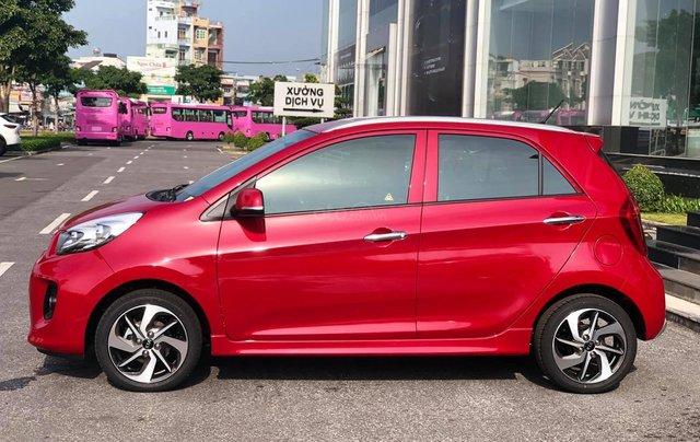 Bán xe Kia Morning Deluxe 2019, giá tốt nhất thị trường Đồng Nai - Hotline 0933.755.4857