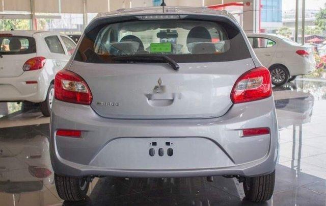 Bán ô tô Mitsubishi Mirage đời 2019, màu bạc, nhập khẩu nguyên chiếc1