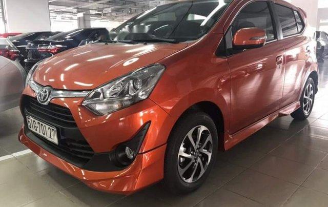 Bán Toyota Wigo sản xuất năm 2019, nhập khẩu0