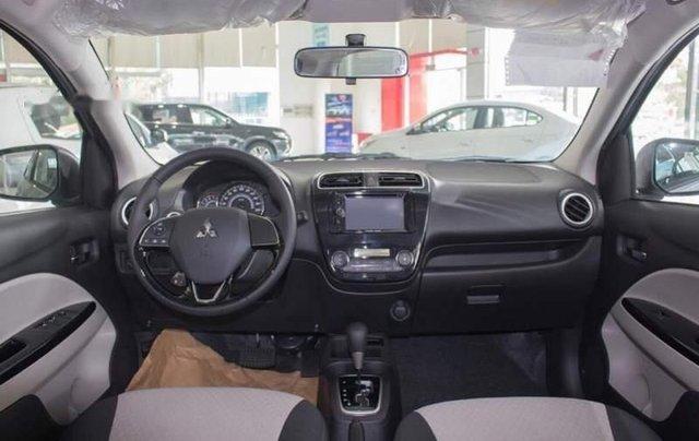 Bán ô tô Mitsubishi Mirage đời 2019, màu bạc, nhập khẩu nguyên chiếc3