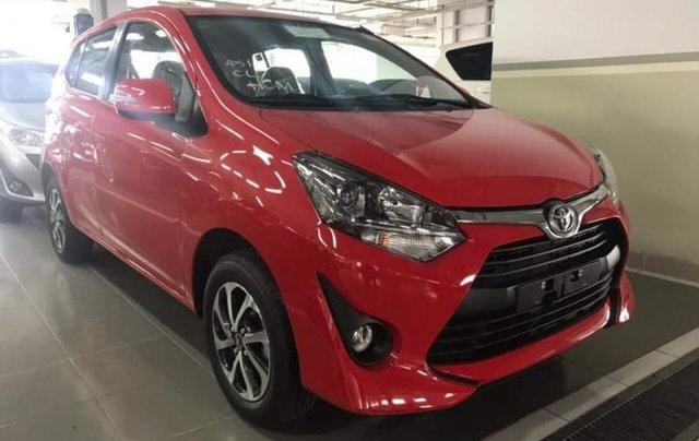 Bán Toyota Wigo sản xuất năm 2019, nhập khẩu1