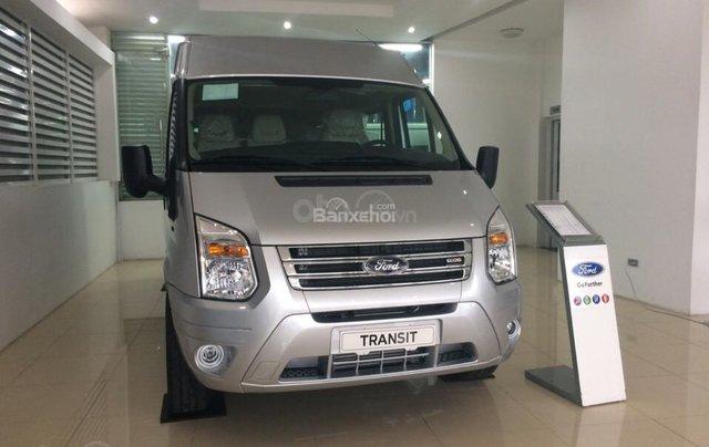 Tư vấn bán Ford Transit 2.4 L SVP sản xuất 2019, giá tốt tặng full phụ kiện, hỗ trợ trả góp cao - LH 09742860094