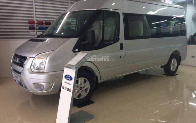 Tư vấn bán Ford Transit 2.4 L SVP sản xuất 2019, giá tốt tặng full phụ kiện, hỗ trợ trả góp cao - LH 09742860093