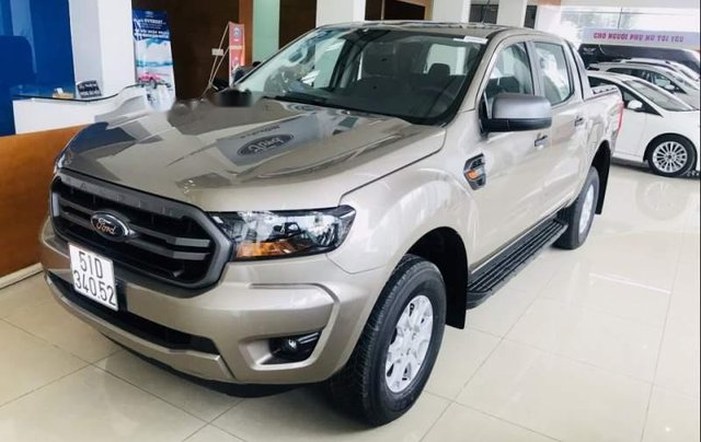 Cần bán Ford Ranger sản xuất năm 2018, màu vàng, xe nhập, giá chỉ 616 triệu1