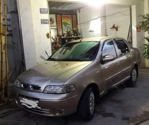 Bán Fiat Albea ELX 2007, màu bạc, chính chủ 0
