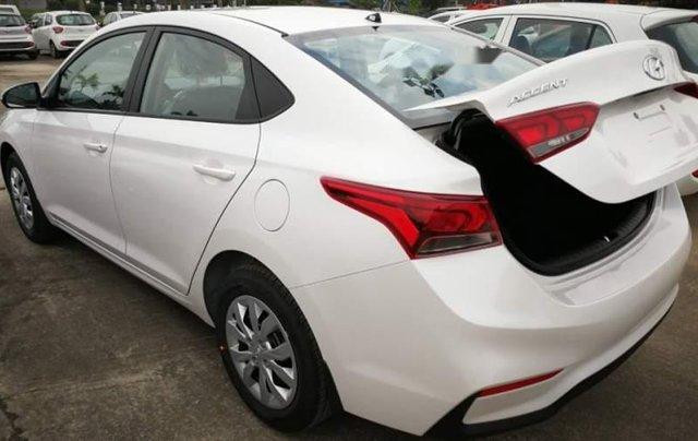 Bán Hyundai Accent đời 2018, màu trắng4