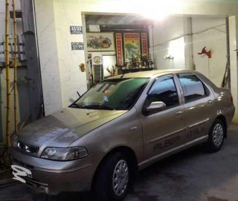 Bán Fiat Albea ELX 2007, màu bạc, chính chủ 4