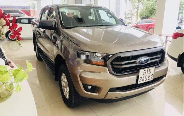 Cần bán Ford Ranger sản xuất năm 2018, màu vàng, xe nhập, giá chỉ 616 triệu0