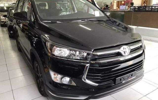 Bán Toyota Innova Venturer năm 2019, màu đen, giá cạnh tranh3