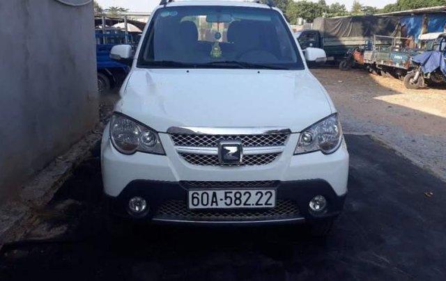 Cần bán gấp Zotye Z500 năm 2010, màu trắng, nhập khẩu0