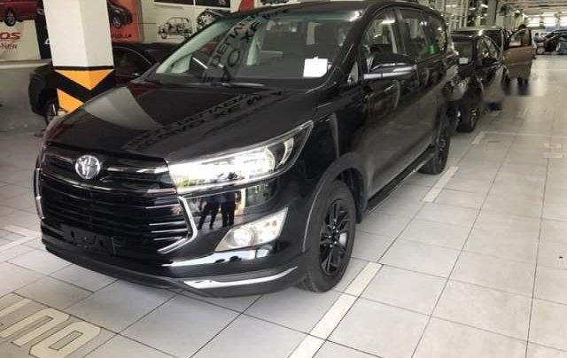 Bán Toyota Innova Venturer năm 2019, màu đen, giá cạnh tranh4
