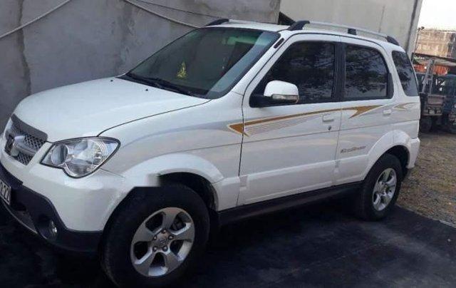 Cần bán gấp Zotye Z500 năm 2010, màu trắng, nhập khẩu2