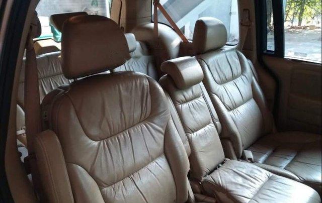 Gia đình bán Honda Odyssey đời 2007, màu vàng, nhập khẩu2