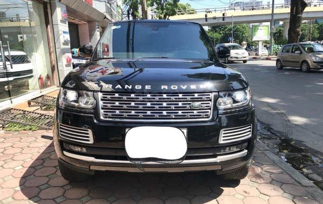 MT Auto 88 Tố Hữu bán Range Rover Black Edition sx 2015, màu đen, nhập khẩu nguyên chiếc - LH E Hương 09453924680