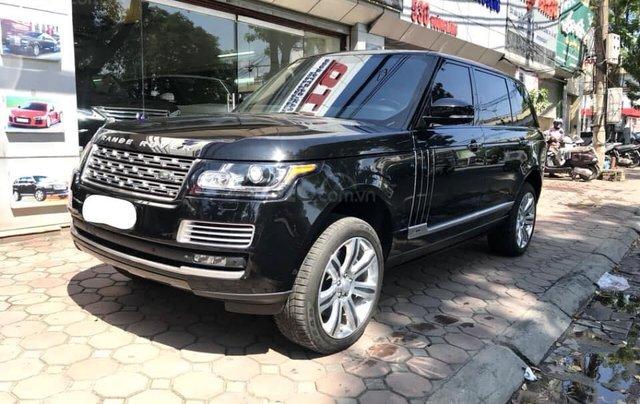 MT Auto 88 Tố Hữu bán Range Rover Black Edition sx 2015, màu đen, nhập khẩu nguyên chiếc - LH E Hương 09453924682