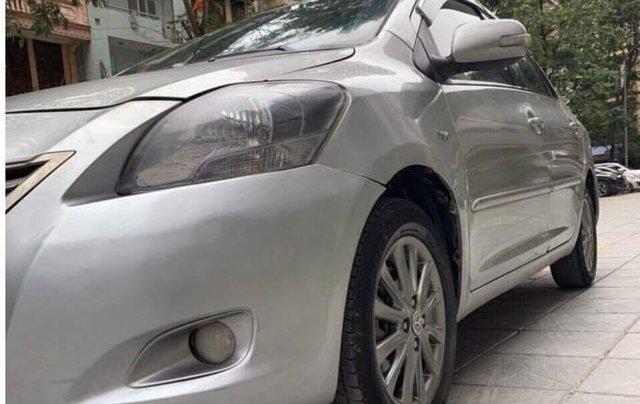 Bán xe Toyota Vios năm sản xuất 2014, màu bạc còn mới, giá 395tr