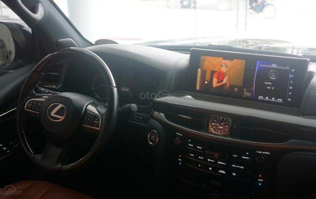 Bán xe Lexus LX 570 năm sản xuất 2015, màu đen, nhập khẩu chính hãng, LH em Hương 09453924685