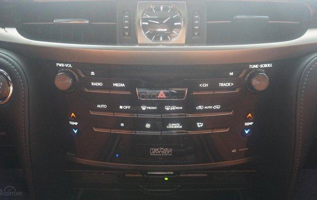 Bán xe Lexus LX 570 năm sản xuất 2015, màu đen, nhập khẩu chính hãng, LH em Hương 094539246813