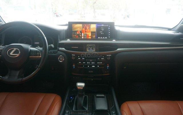 Bán xe Lexus LX 570 năm sản xuất 2015, màu đen, nhập khẩu chính hãng, LH em Hương 094539246823