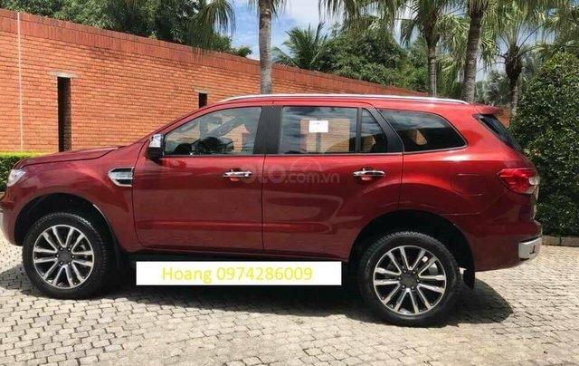An Đô Ford bán Ford Everest Tianium 2019 đủ các bản đủ màu giao ngay, giá tốt trả góp cao, LH 09742860092