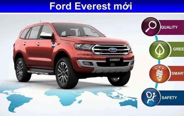 An Đô Ford bán Ford Everest Tianium 2019 đủ các bản đủ màu giao ngay, giá tốt trả góp cao, LH 09742860093