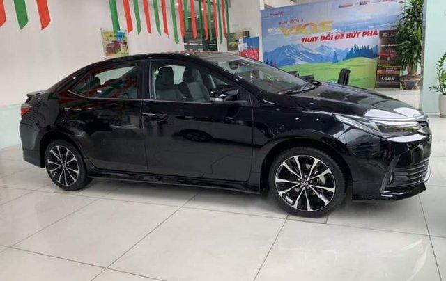 Bán Toyota Corolla Altis 2019, màu đen, giá tốt2