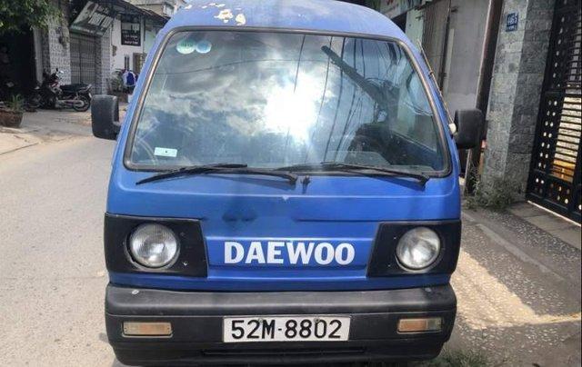 Cần bán gấp Daewoo Damas năm sản xuất 1991, màu xanh lam, 40 triệu1