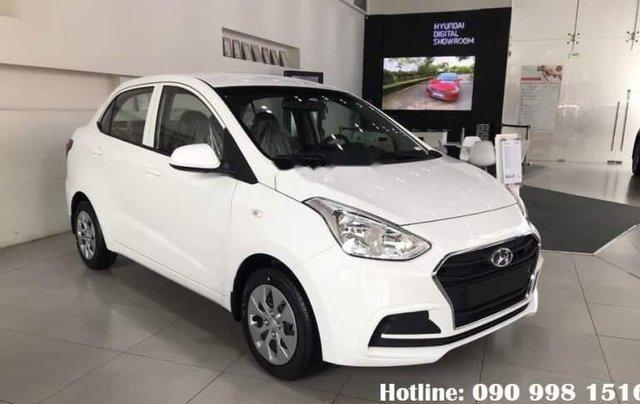 Bán xe Hyundai Grand i10 2018, màu trắng giá cạnh tranh2