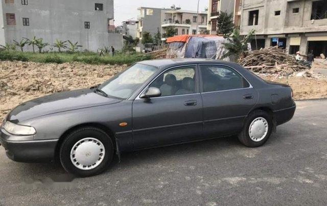 Cần bán Mazda 626 năm sản xuất 1996, màu xám, nhập khẩu nguyên chiếc, 120tr0