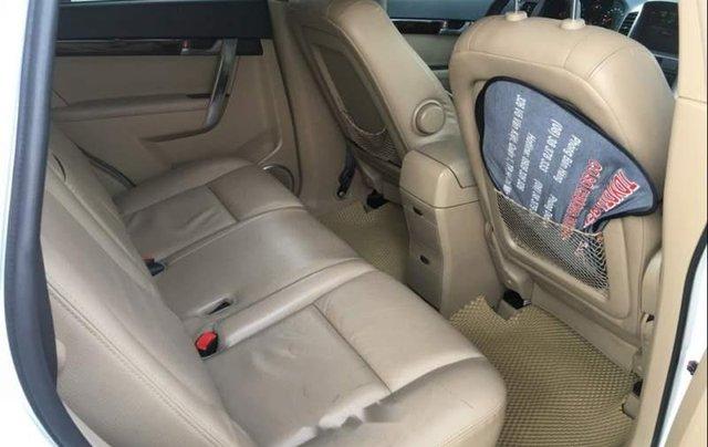 Cần bán lại xe Chevrolet Captiva đời 2012, màu trắng số tự động, 430 triệu2