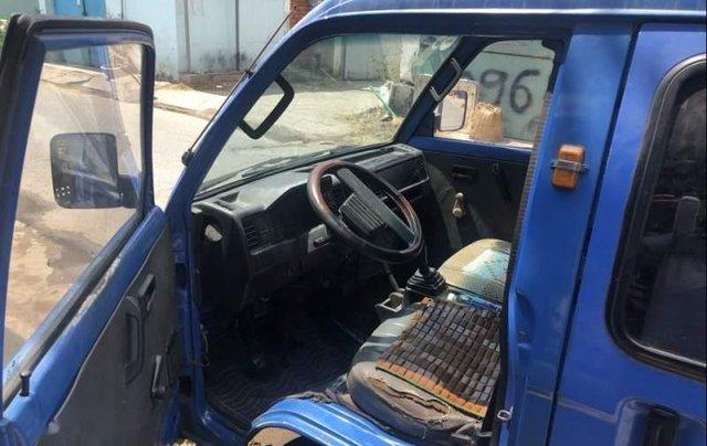 Cần bán gấp Daewoo Damas năm sản xuất 1991, màu xanh lam, 40 triệu3