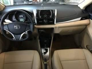 Bán xe Toyota Vios sản xuất năm 2019, màu đỏ5