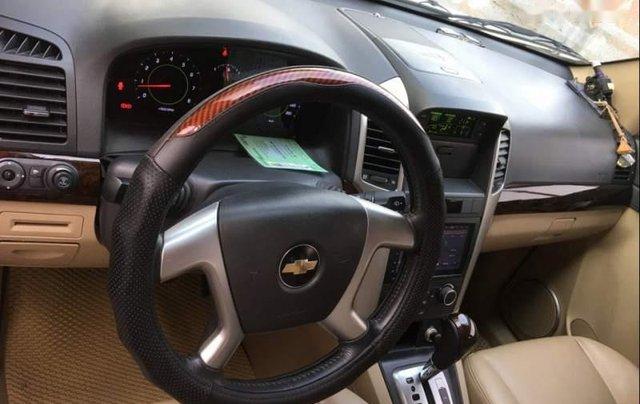 Cần bán lại xe Chevrolet Captiva đời 2012, màu trắng số tự động, 430 triệu4