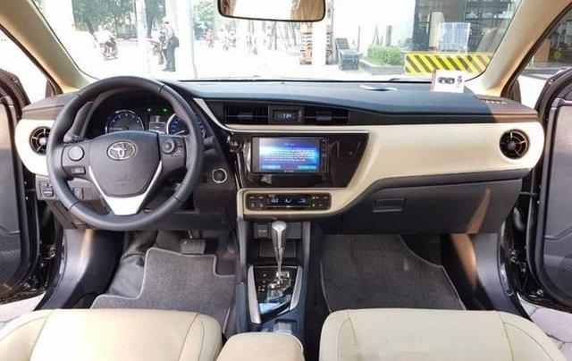Bán Toyota Corolla Altis 2019, màu đen, giá tốt4