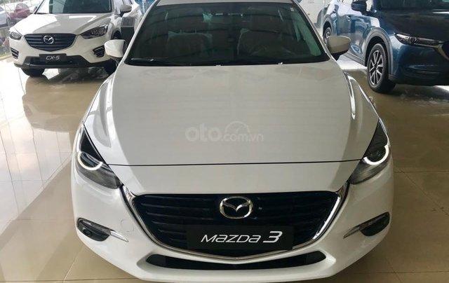 Bán Mazda 3 2.0 sedan 2019 ưu đãi lớn - trả góp 90% - giao xe ngay - Hotline: 09735601370