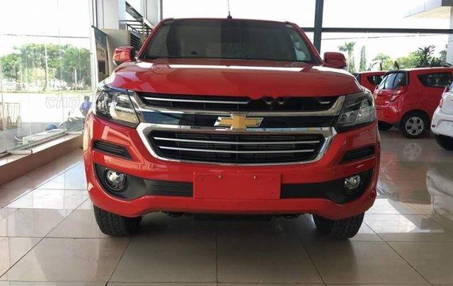 Bán xe Chevrolet Colorado sản xuất 2019, màu đỏ, nhập khẩu nguyên chiếc, giá tốt3