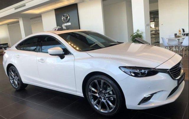 Bán Mazda 6 2.0 Premium sản xuất năm 2019, xe mới hoàn toàn1