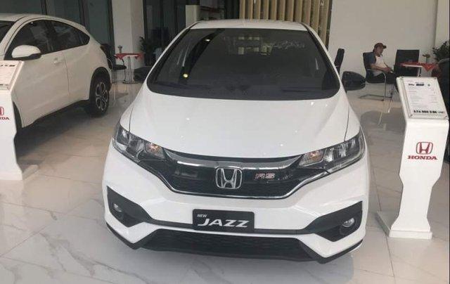 Bán xe Honda Jazz 2019, màu trắng, xe nhập. Ưu đãi hấp dẫn4