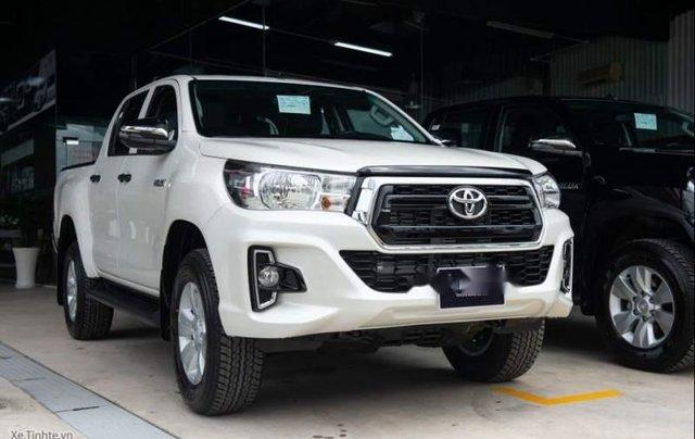 Bán xe Toyota Hilux sản xuất năm 2019, nhập khẩu, mới 100%. Giá tốt - đủ màu0