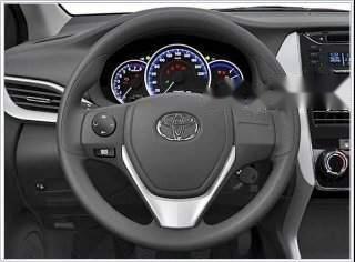 Bán Toyota Vios sản xuất 2019, màu vàng cát, ưu đãi hấp dẫn3