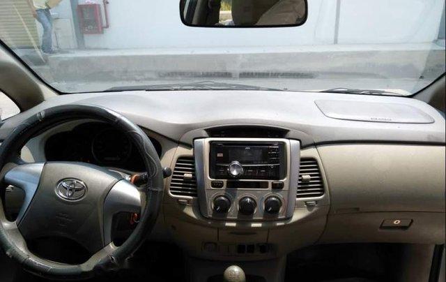 Cần tiền bán Toyota Innova đời 2016, màu bạc, giá chỉ 620 triệu3